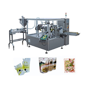 Automatic Liquid Standing-Bag Shaping and filling machine