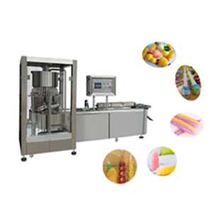 Ice-Stick automatic sealing machine