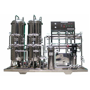 stainless steel pure water treatment
