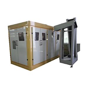 HZ-3000 a 4-cavity blowing machine