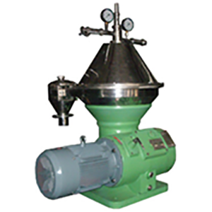 Milk disc centrifuge separator(Centrifugal defatting machine)