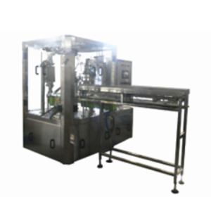 KEYO-1A series stand-up pouch filling and cap-screwing machine