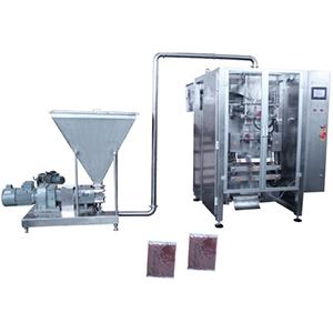 VFS7300 Automatic liquid packaging machine