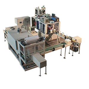 Automatic Paper Bag Packaging Line for Sugar