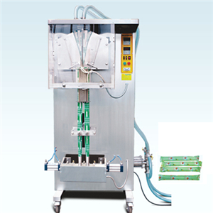 KOYO brand automatic double barrelled liquid packer