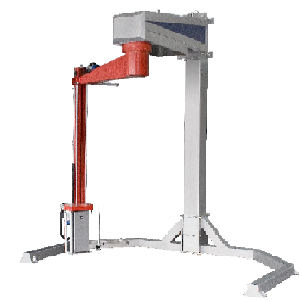 MH-FG-2300B Rotary-arm Pallet Stretch Wrapper (Mechanical stretch /Power pre-stretch)