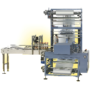 YS-ZB-3 Auto sleeve packager shrink wrapper machine