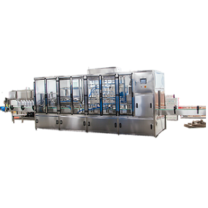 CGF6-6-1 Linear Water Washing Filling Capping Machine
