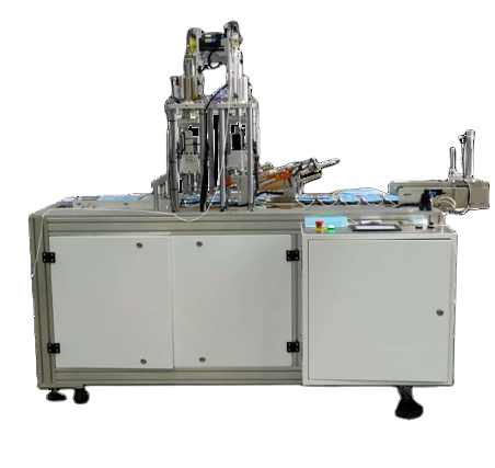 Full Automatic Welding Machine for plane mask strap