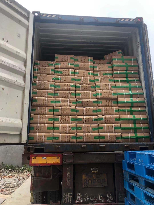 5 gallon preform exported to Guatemala(40'HQ)